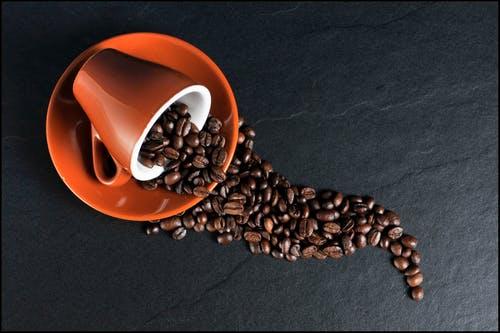 heerlijke koffie bonen